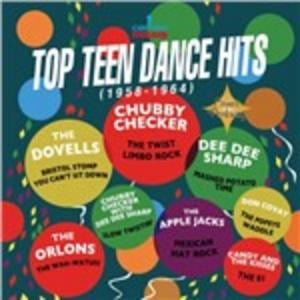 CD Top Teen Dance Hits 1958-1964