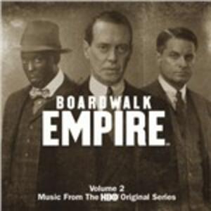 Boardwalk Empire vol.2 (Colonna Sonora) - CD Audio
