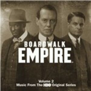 Foto Cover di Boardwalk Empire vol.2, CD di  prodotto da Abkco