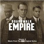 Cover CD Colonna sonora Boardwalk Empire