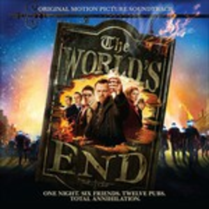 CD World's End (Colonna Sonora)