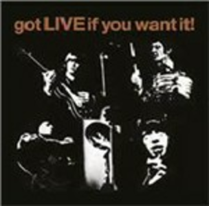 Vinile Got Live If You Want it Ep Rolling Stones