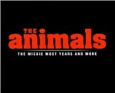 CD The Mickie Most Years and More di Animals