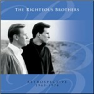 CD Retrospective '63-'74 di Righteous Brothers