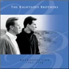 Retrospective '63-'74 - CD Audio di Righteous Brothers