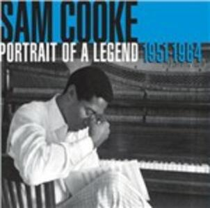 Portrait of a Legend - Vinile LP di Sam Cooke