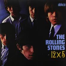 12 X 5 - Vinile LP di Rolling Stones