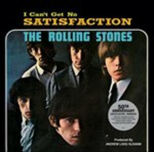 I Can't Get No Satisfaction (Limited Edition 180 gr.) - Vinile LP di Rolling Stones