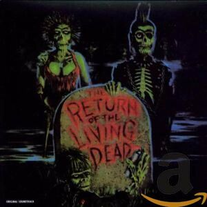 CD Return of the Living Dead (Colonna Sonora)