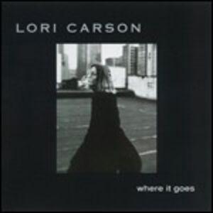 CD Where It Goes di Lori Carson