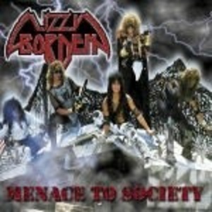 Vinile Menace to Society Lizzy Borden
