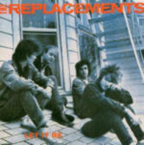 CD Let it be di Replacements