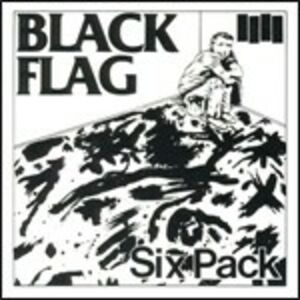CD Six Pack di Black Flag