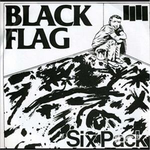 Six-Pack - Vinile 7'' di Black Flag