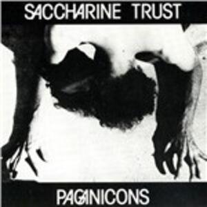 CD Paganicons di Saccharine Trust