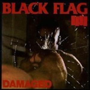 Damaged - Vinile LP di Black Flag