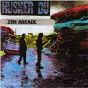 CD Zen Arcade di Husker Du
