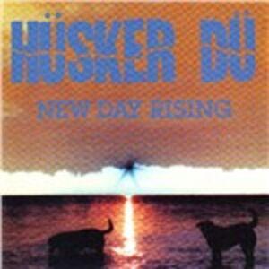 CD New Day Rising di Husker Du