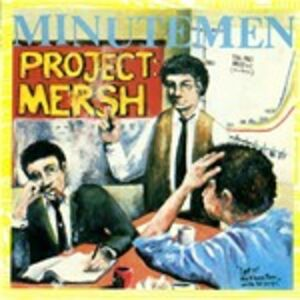 CD Project. Mersh di Minutemen
