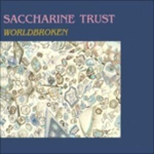 Foto Cover di Worldbroken, CD di Saccharine Trust, prodotto da SST