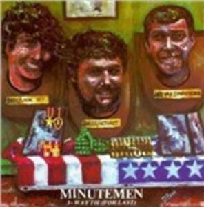3-Way Tie (For Last) - CD Audio di Minutemen