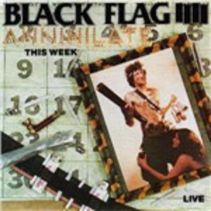 CD Annihilate This Week di Black Flag