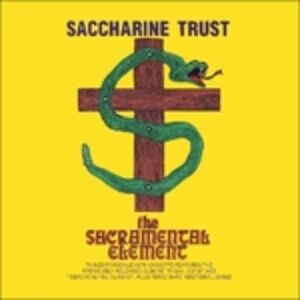 CD Sacramental Element di Saccharine Trust