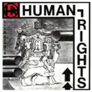 Foto Cover di Human Rights, CD di HR, prodotto da SST