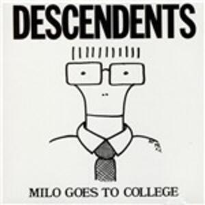 Milo Goes to College - Vinile LP di Descendents