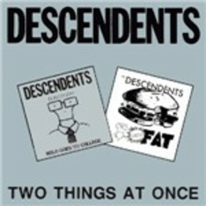 CD Two Things at Once di Descendents
