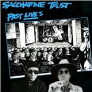 CD Past Lives di Saccharine Trust