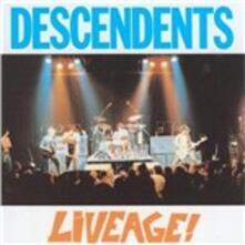 Liveage - Vinile LP di Descendents