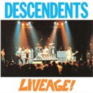 CD Liveage di Descendents