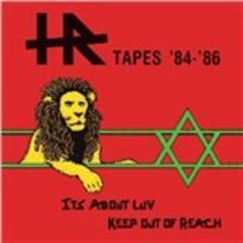 Tapes - CD Audio di HR
