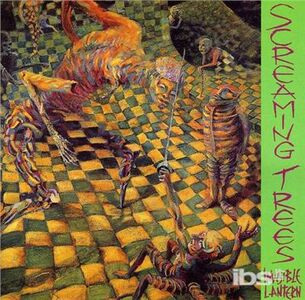 CD Invisible Latern di Screaming Trees