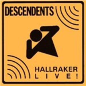 Vinile Hallraker Live! Descendents