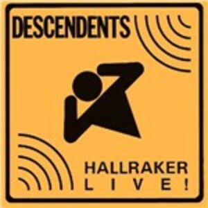 Foto Cover di Hallraker (Live), CD di Descendents, prodotto da SST