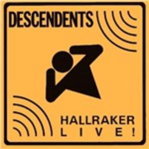 CD Hallraker (Live) di Descendents