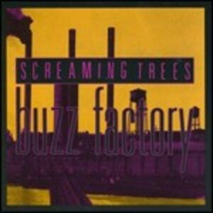 CD Buzz Factory di Screaming Trees