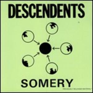Somery - Vinile LP di Descendents
