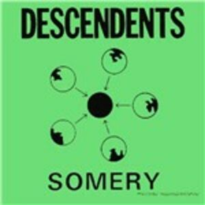 CD Somery. Greatest Hits di Descendents