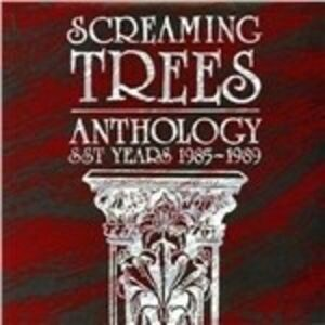 CD Anthology di Screaming Trees