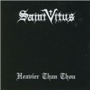 CD Heavier Than Thou di Saint Vitus