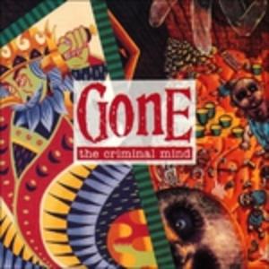 CD Criminal Mind di Gone