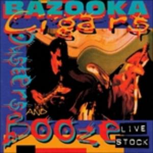 CD Cigars, Oysters & Booze di Bazooka