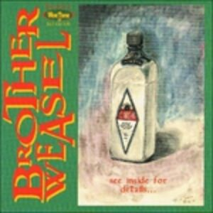 CD Brother Weasel di Brother Weasel