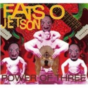 CD Power of Tee di Fatso Jetson