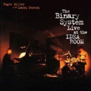 Foto Cover di Binary System Live, CD di Roger Miller, prodotto da SST
