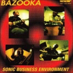Foto Cover di Sonic Business, CD di Bazooka, prodotto da SST
