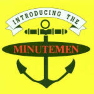 Foto Cover di Introducing, CD di Minutemen, prodotto da SST